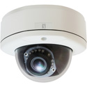 LevelOne FCS-3083 HUBBLE Varifocal Dome IP Network Camera - 5MP - 802.3af PoE - IR LEDs/Vandalproof/Indoor&Outdoor