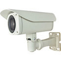 LevelOne FCS-5065 HUBBLE Zoom IP Network Camera - 5MP - 802.3af PoE - IR LEDs/10x Optical Zoom/Indoor/Outdoor
