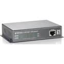 LevelOne FSW-0503 5-Port Fast Ethernet PoE Switch - 802.3af PoE - 4 PoE Outputs - 61.6W