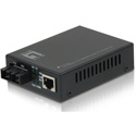 LevelOne FVT-2001 RJ45 to SC Fast Ethernet Media Converter - Multi-Mode Fiber - 2km