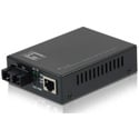 LevelOne FVT-2401 RJ45 to SC Fast Ethernet Media Converter - Single-Mode Fiber - 40km