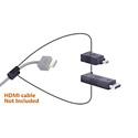 Liberty DL-AR397 DigitaLinx Universal HDMI Adapter Ring Display and Mini Display Port