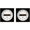 LX-5212 Self-Setting Digital / Analog Clock and Time Code Reader / Display