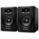 M-Audio BX4 4.5-Inch Black Kevlar® 120-Watt Multimedia Reference Monitors