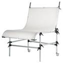 Manfrotto 220 Still Life Table w/White Translucent Plexiglass 78.8 x 49.25 Inch