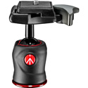 Manfrotto MH490-BH 490 Centre Ball Head with Easy Locking Full Pan and Tilt Movement