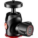 Manfrotto MH492-BHUS 492 Centre Ball Head - Multipurpose Tripod Head for Compact System Cameras