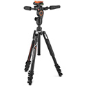 Manfrotto MKBFRLA-3WUS Befree 3-Way Live Advanced Travel Tripod Kit for Sony Alpha Cameras