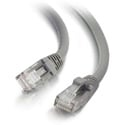 Middle Atlantic 00661 Cat6a Snagless Unshielded (UTP) Ethernet Network Patch Cable - Gray - 7 Foot