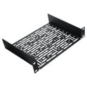 Middle Atlantic HR-UMS1-11.5 Multi Shelf with Mounting Holes - 11.5 Inch Depth