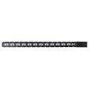 Middle Atlantic PDW-12X220J 24 Outlet PDW Strip 20A 12 Circuit w/J-Box