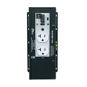 Middle Atlantic RLM-20-1CA 20 Amp Stand-alone Power Module with 9 Ft Cord