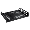 Middle Atlantic U2V-4 2 Space Vented Utility Shelf 4-pack