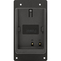 Marshall 0032-1301-A IDX V-Mount Battery Adapter Plate for LCD Monitors