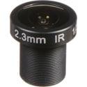 Photo of Marshall BAV-CV-4702.3-3MP 2.3mm M12 Mount Lens for CV502 Broadcast Camera