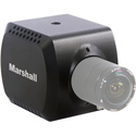 Marshall CV380-CS Compact 8MP UHD Camera CS/C-Mount Output HD60/UHD30 6G/3G-SDI HDMI-1.4 TRS Stereo Mic/Line-Level Input