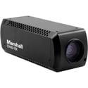 Marshall CV420-18X Compact 18x Zoom 12MP 4K60 Camera - 12G/6G/3G-SDI/HDMI 2.0 - HD-HDR (PLQ/HLG)