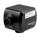 Marshall CV506 Miniature HD Camera for video capture (HDMI 3G/HD-SDI) with Lens - RS485 Adjustable & Audio Embedding