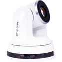 Marshall CV620-WH3 Broadcast PTZ HD Camera with 3G/HD-SDI and HDMI Conference Camera - 20x Optical Zoom - White