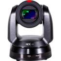 Marshall Electronics CV730-NDI 8.5MP UHD60 PTZ Camera with 30x Optical Zoom - 12G/6G/3G-SDI HDMI2.0 and NDI - Black