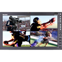Marshall QVW-1708-3G Quad View Monitor with 17 Inch Native Resolution 4K Quad Input 3GSDI (IMD)
