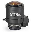 Marshall VS-M226-M-IRIS CS Mount 3MP 2.2-6mm 2.7x Zoom Lens with Manual Iris Control