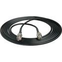 Laird MBCP-1505A-10 Belden 1505A RG59 HD-SDI Cable w/ Canare Slim BNC Connectors - 10 Foot