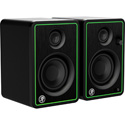 Mackie CR3-X 3 Inch Multimedia Monitors - Pair