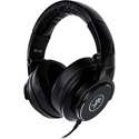 Mackie MC-150 Professional Closed-Back High-Performance Studio Headphones - 15Hz - 20kHz