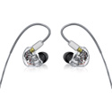Mackie MP-360 Triple Balanced Armature Professional In-Ear Headphones