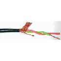 Mogami W3159 110W AES/EBU Internal Wiring Digital Audio Cable 328ft Black
