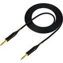 Mogami TRS-TRS-30 Gold TRS-TRS 1/4 Inch Cable - 30 Foot