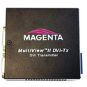 Magenta MultiView II DVI-D Tx with Local Monitor Out Plus Audio or Simplex Serial DVI-TX -A / -S