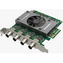 Magewell 11090 Pro Capture Quad SDI 4-Channel PCIe 2.0 SD/HD/3G/2K SDI Capture Card