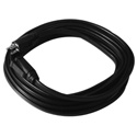 Milspec D11814115 Premium Low Profile 14/3 SPT-3 FLAT Extension Cord - Black - 15 Foot