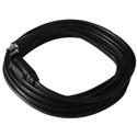 Milspec D11814125 Premium Low Profile 14/3 SPT-3 FLAT Extension Cord - Black - 25 Foot