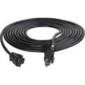 Milspec D16528050 ProPower Cordset 14/3 AC Extension Cord Black - 50 Foot