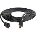 Milspec D16624025 ProPower Cordset 12/3 AC Extension Cord Black - 25 Foot