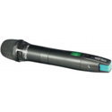 Mipro ACT-80HC Rechargeable UHF Frequency-Agile Wideband Super-Cardioid Condenser Digital Handheld Mic - 554-608MHz