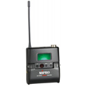 MiPro ACT-80TC-5E UHF Rechargeable Bodypack Transmitter with MU-53LX Lapel Mic 480-544 MHz - Li-Ion
