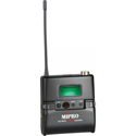 Mipro ACT-80TC-5(UA) Rechargeable UHF Frequency-Agile Wideband Digital Bodypack Transmitter with Lapel Mic - 482-554MHz