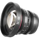 Meike MK-8T29-MFT 8mm T2.9 Micro 4 / 3 Lens