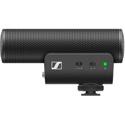 Sennheiser MKE 400 Camera Hot Shoe Mount Shotgun Condenser Microphone