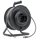MarkerReel 1-Channel BNC 3G-SDI Cable Reel with Belden 1694A RG6 - 150 Foot