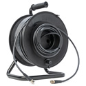 MarkerReel 1-Channel BNC 3G-SDI Cable Reel with Belden 1694A RG6 - 250 Foot