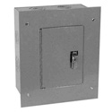 Milbank 1010-TFLC Flush Mount Cover for SC1 Series 10x10 Surface Mount Boxes