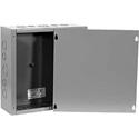 Milbank 12124-SC1 Surface Mount Indoor Type 1 Screw Cover Junction Box 12x12x4
