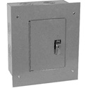 Milbank 1218TFLC Flush Mount Cover for SC1 Series 12x18 Surface Mount Boxes
