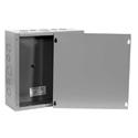 Milbank 18244-SC1 Type 1 Screw Cover Junction Box / Pull Box 18x24x4