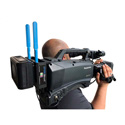 SparkMount SPMT-PRO-AB Pro A/B Kit for Cameras Powered by Anton Bauer Batteries
